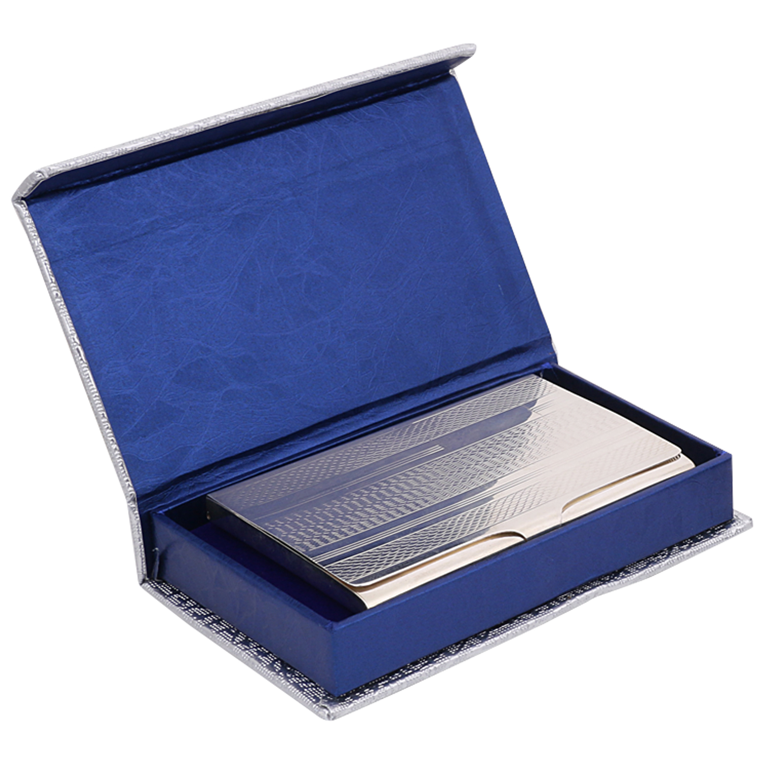 Sterling Silver Card Holder Main