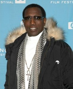 Wesley Snipes Ankh Charm