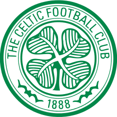 Celtic Football Club with Lucky Clover