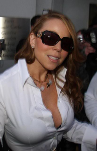 Mariah Carey and Lucky Clover