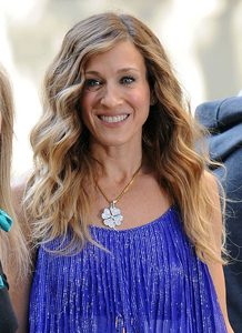 Sarah Jessica Parker and Lucky Clover