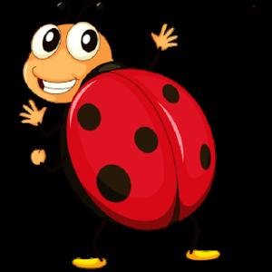 Ladybug Super Lucky for Children