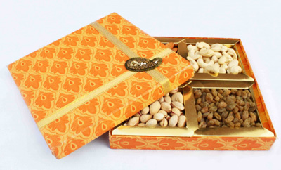 Real Dry Fruits in a Box