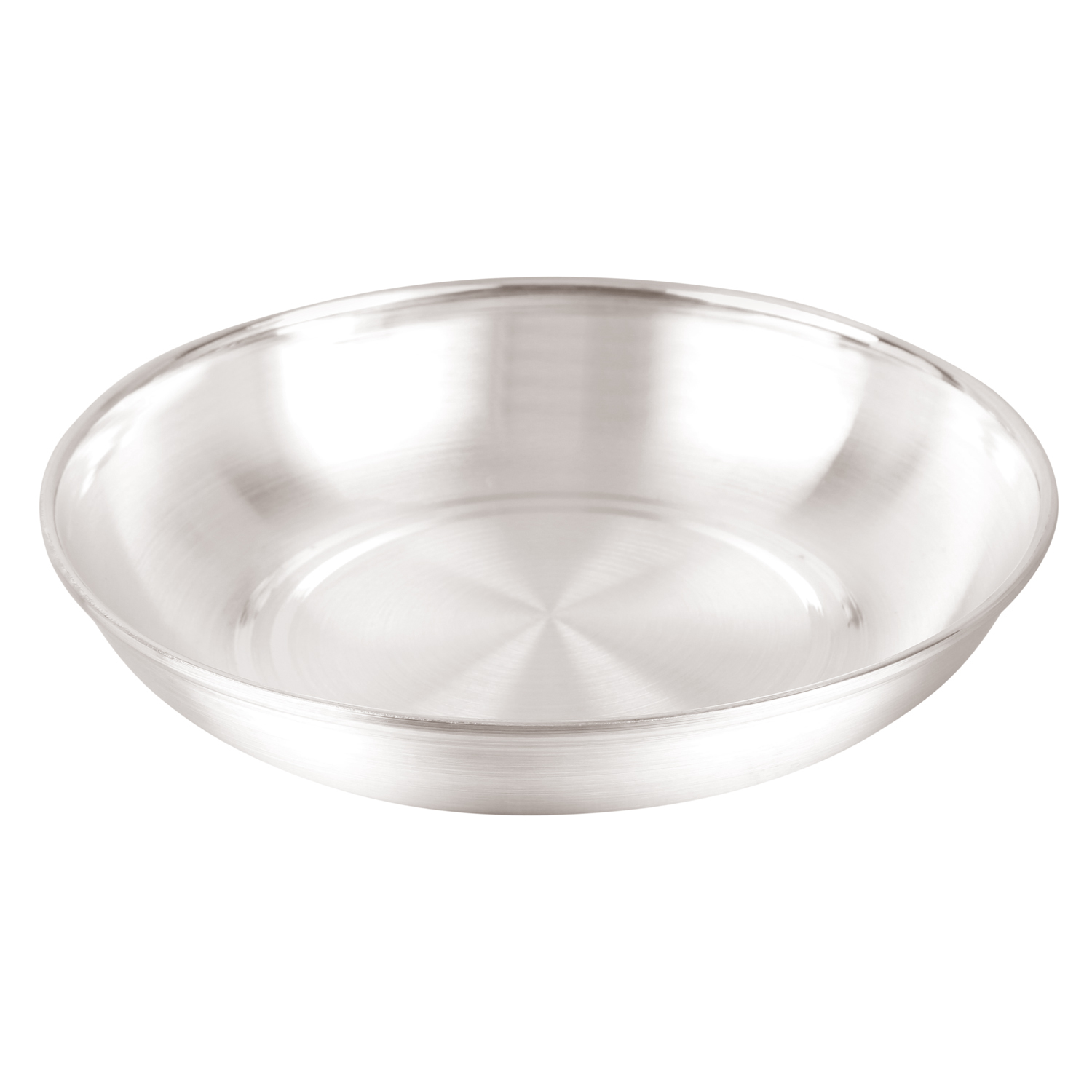 Osasbazaar Pure Silver Plate Small for Puja & Dessert - Main