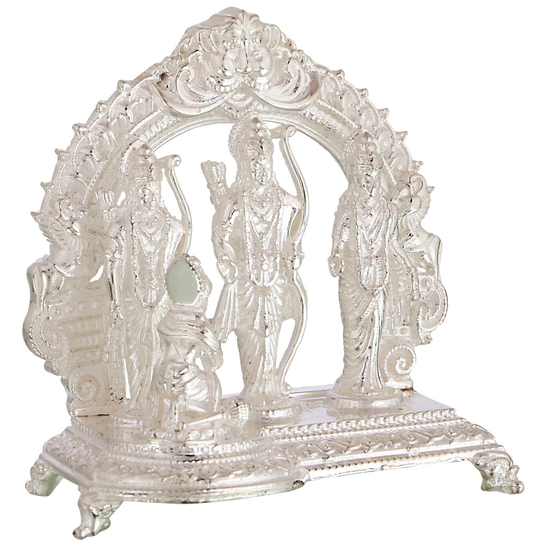 Ramdarbar in Silver by Osasbazaar Angle