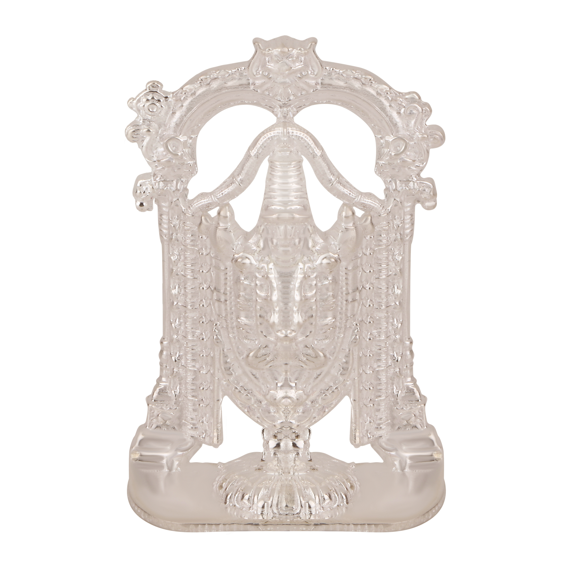 Balaji Idol in Silver by Osasbazaar Main