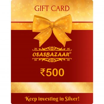 Gift Card Rs 500