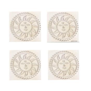 Suraj 4 pieces in Silver by Osasbazaar Main Image